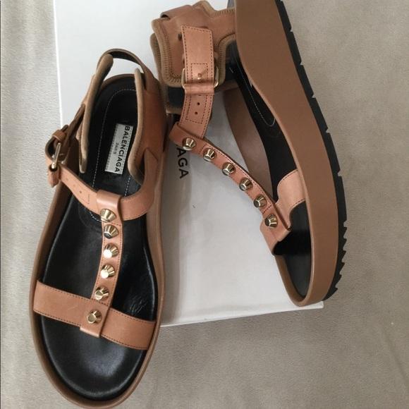 Balenciaga Shoes | Paris Sandals | Poshmark